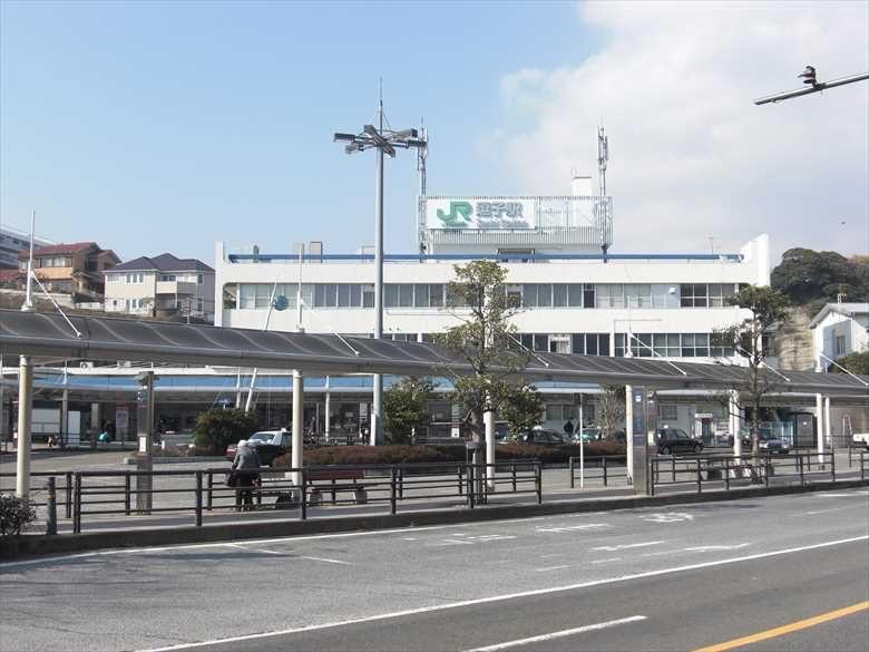 逗子駅の写真
