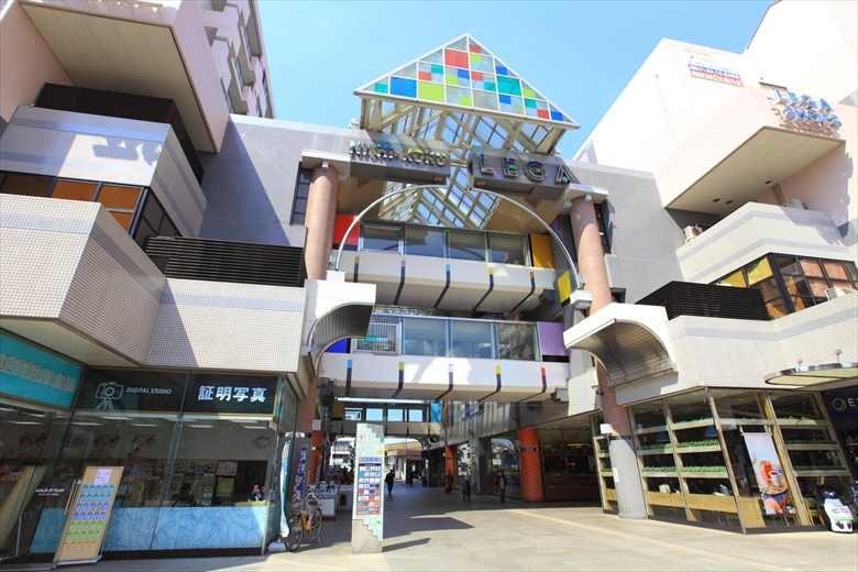 西国分寺駅の画像