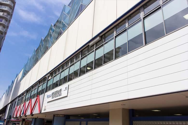 練馬高野台駅の画像