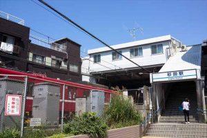 杉田駅の画像