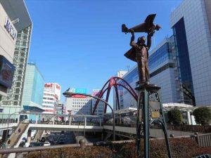 立川駅の画像