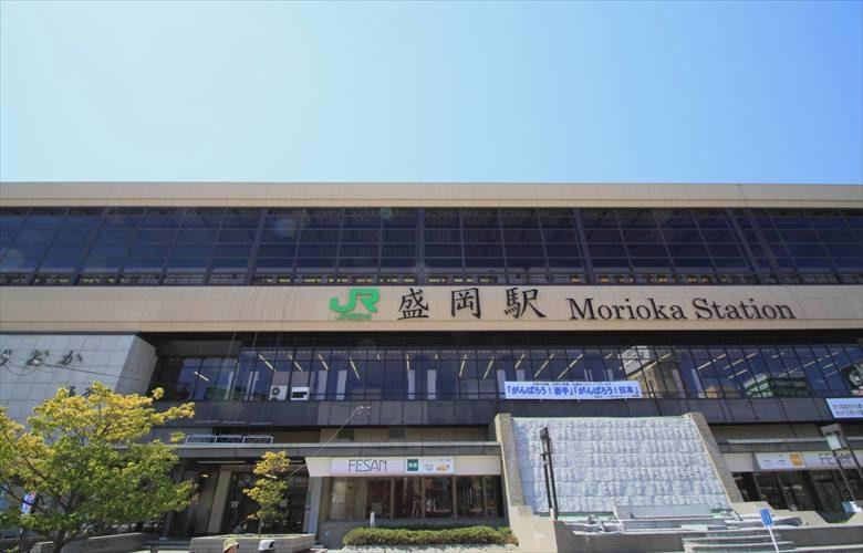 盛岡駅の写真