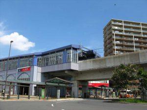 三郷中央駅の写真