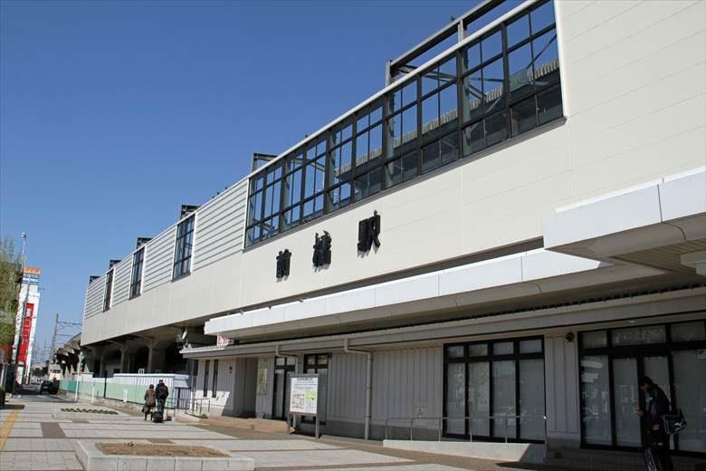 前橋駅の画像