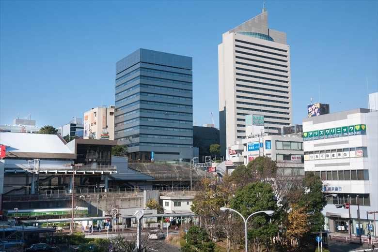 東戸塚駅の画像
