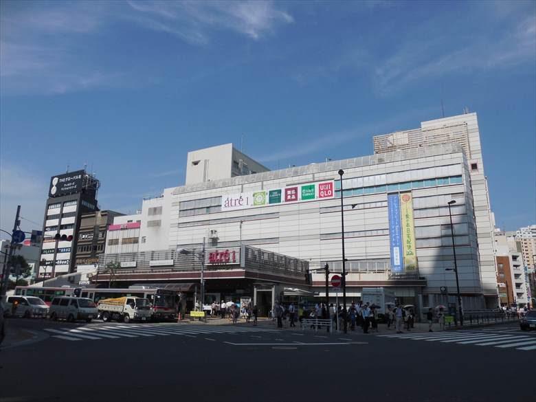 目黒駅の写真