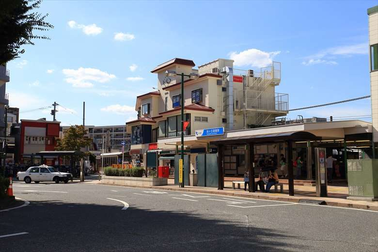 向ヶ丘遊園駅の画像