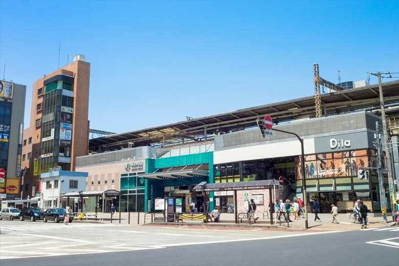 阿佐ヶ谷駅の画像