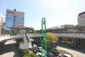 溝の口駅の画像