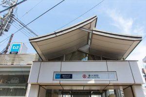 新大塚駅の画像