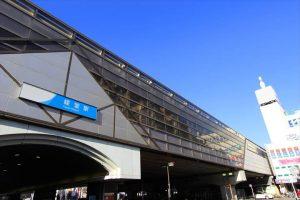 経堂駅の画像