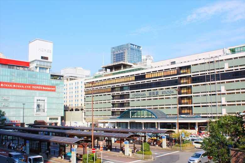 横浜駅の写真