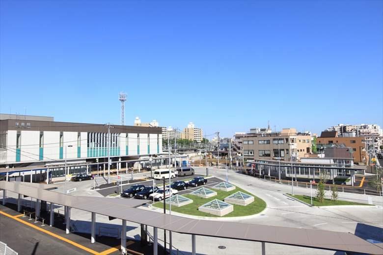 拝島駅の画像
