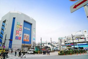 高田馬場駅の写真