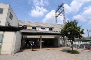 宮崎台駅の画像