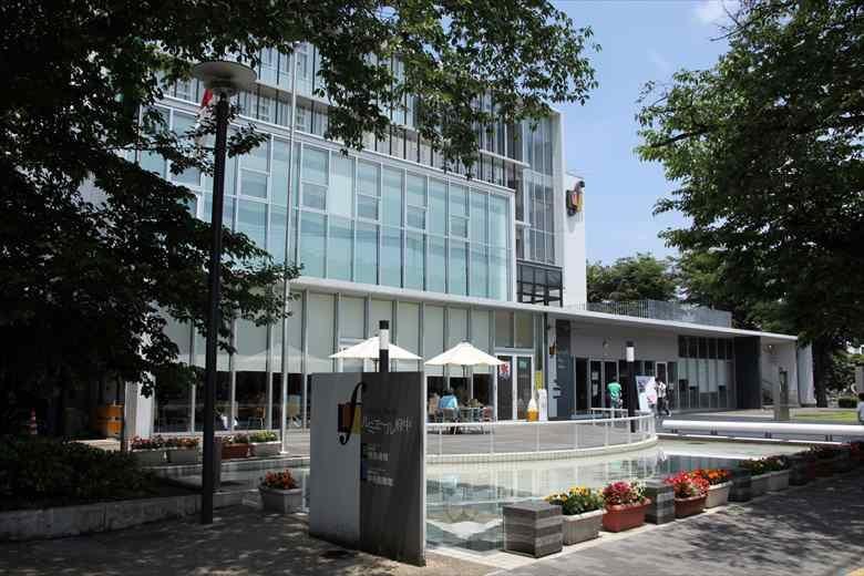 府中駅近郊の画像