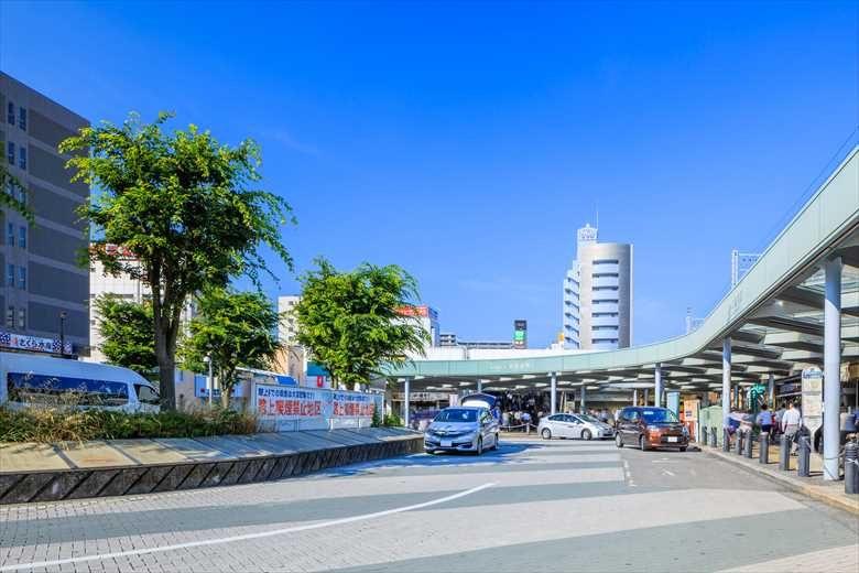 朝霞台駅の画像
