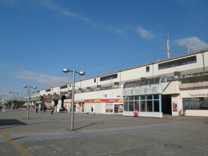新習志野駅の画像