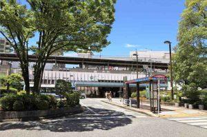 小岩駅の画像