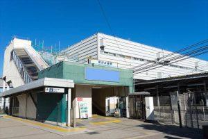 金沢文庫駅の写真