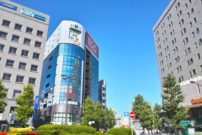 大塚駅の画像