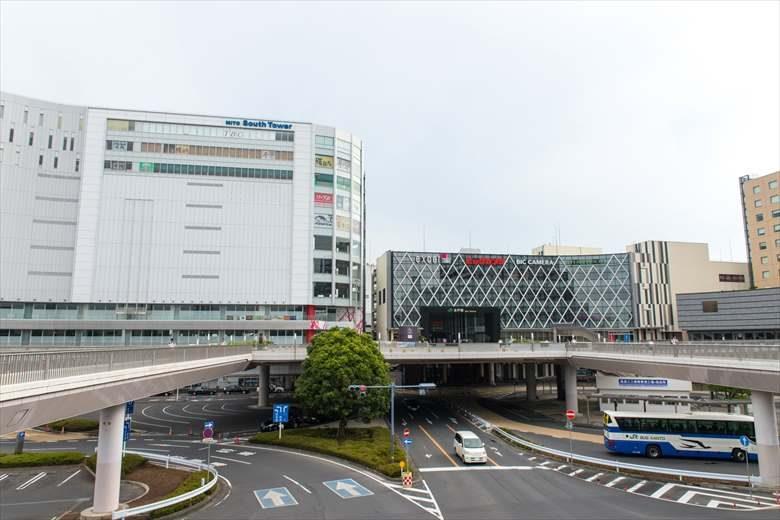 水戸駅の画像