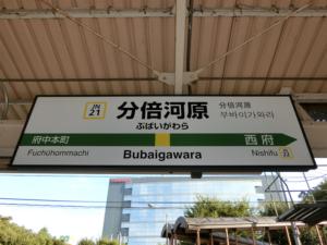 分倍河原駅の画像