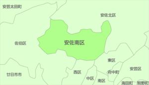 広島市安佐南の画像