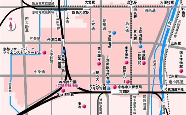 京都市下京区の画像