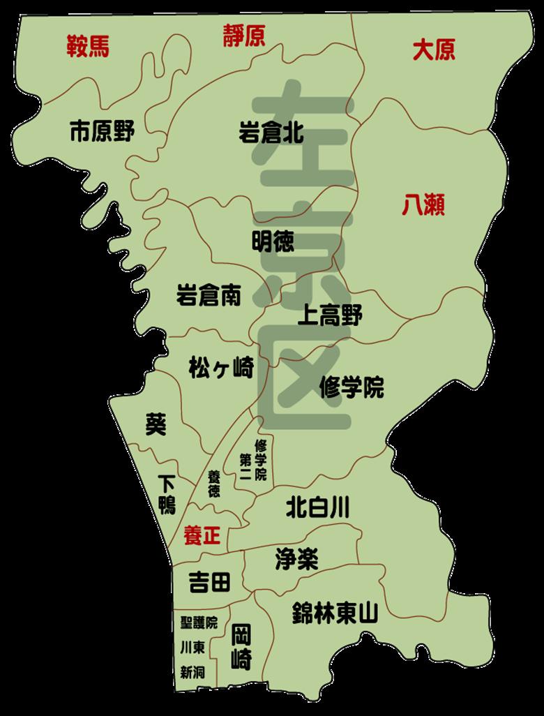 京都市左京区の画像