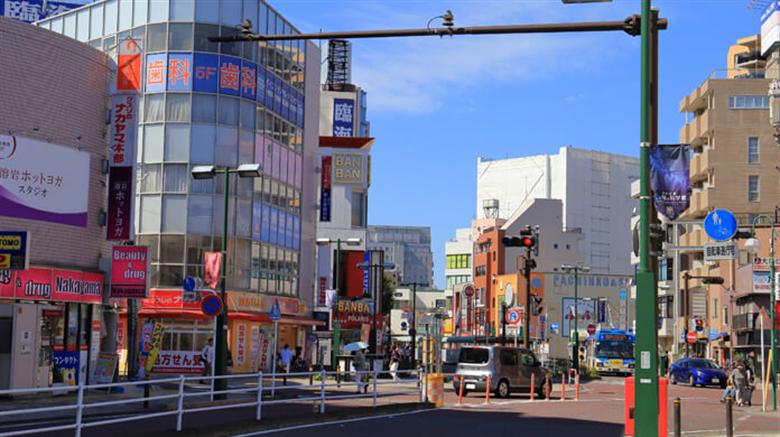 川崎市多摩区の画像