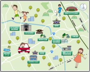 さいたま市緑区の画像