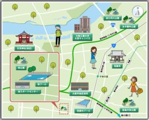大阪市旭区の画像