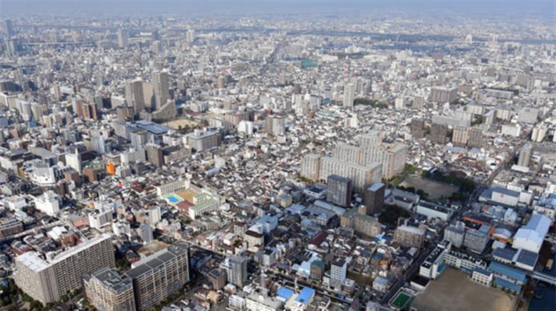 大阪市城東区の画像