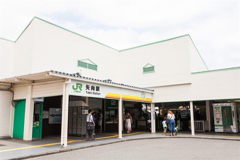 矢向駅の画像