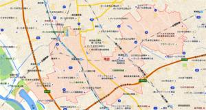 さいたま市南区の画像