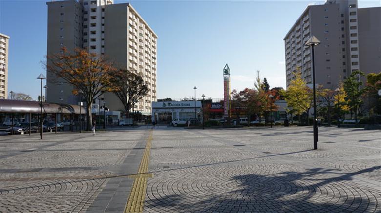 横浜市栄区の画像
