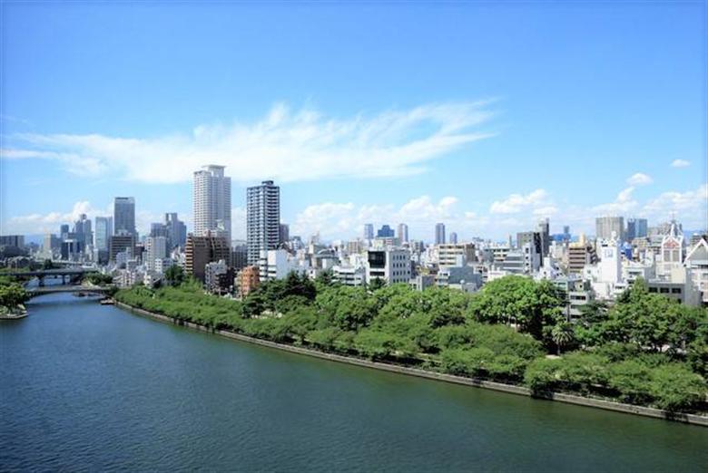 大阪市北区の画像