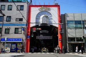 大阪市東住吉区の画像
