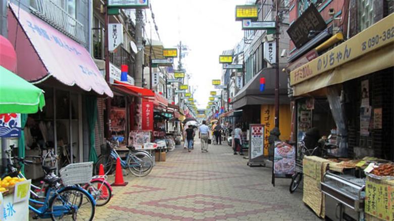 大阪市生野区の画像