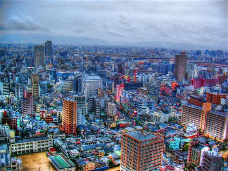 大阪市西成区の画像