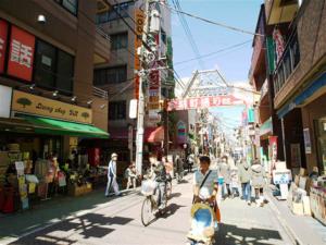 足立区の画像