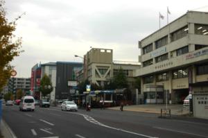 横浜市港南区の画像