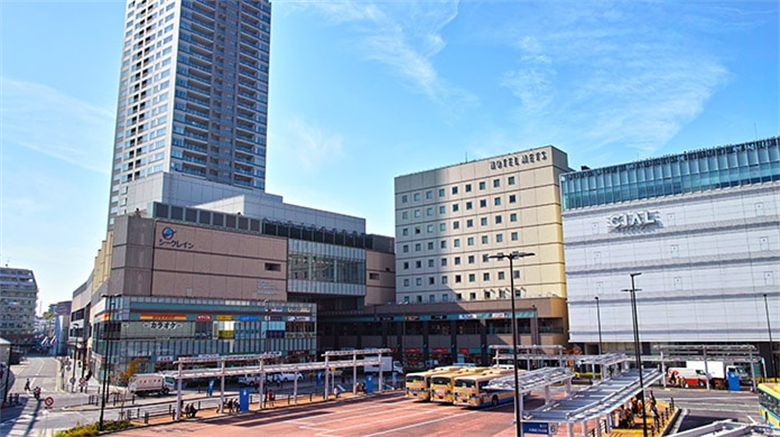 横浜市鶴見区の画像