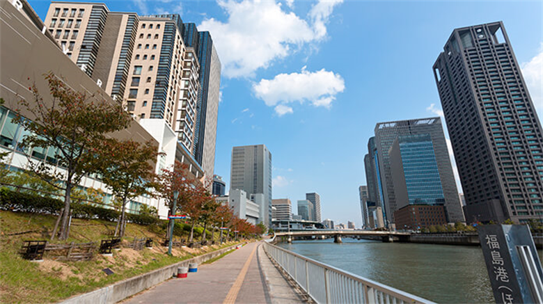 大阪市福島区の画像