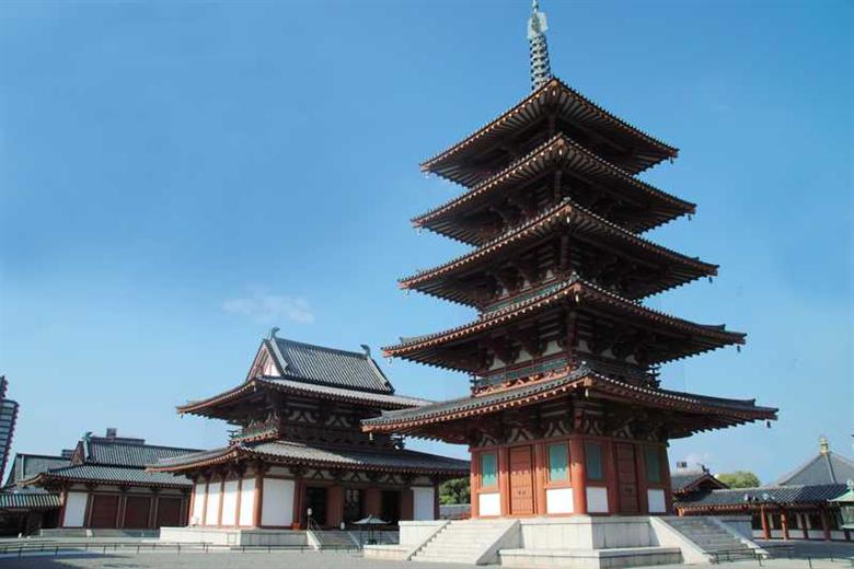 大阪市天王寺区の画像