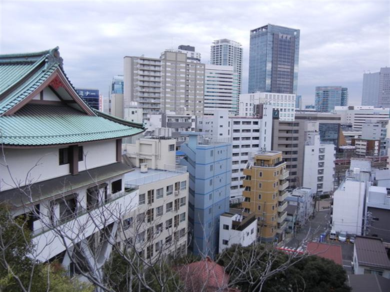 横浜市神奈川区の画像