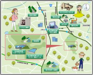 名古屋市名東区の画像