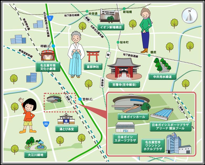 名古屋市南区の画像