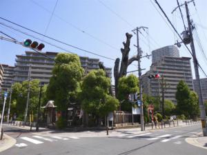 大阪市都島区の画像